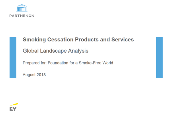 Cessation Landscape Report.