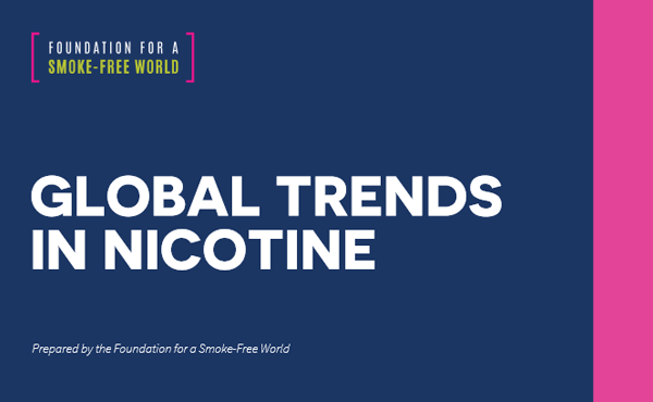 Global Trends in Nicotine.