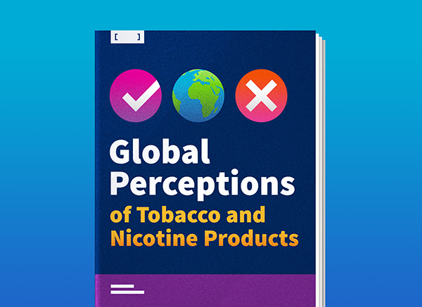 Global Perceptions of Tobacco and Nicotine Products