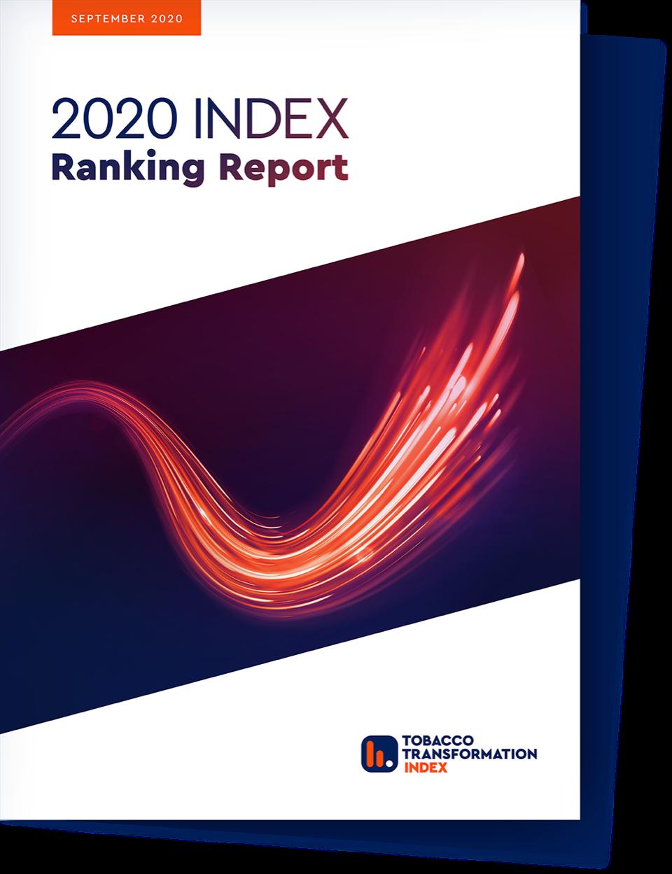 2020 تقرير تصنيف مؤشر تحول التبغ ™