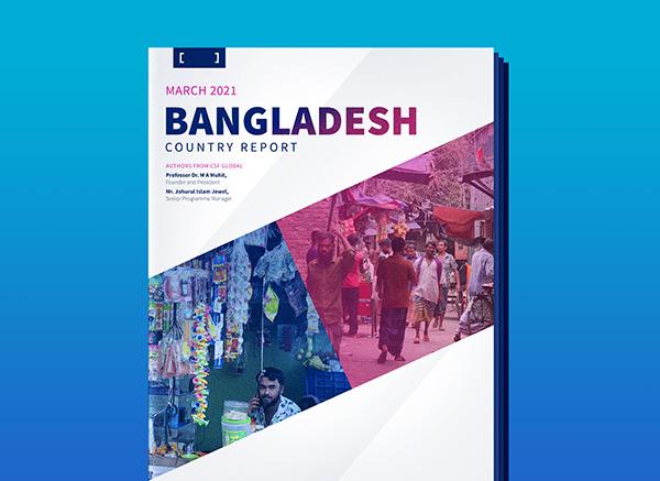 बांग्लादेश देश की रिपोर्ट