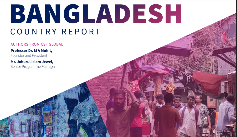Bangladesh Country Report
