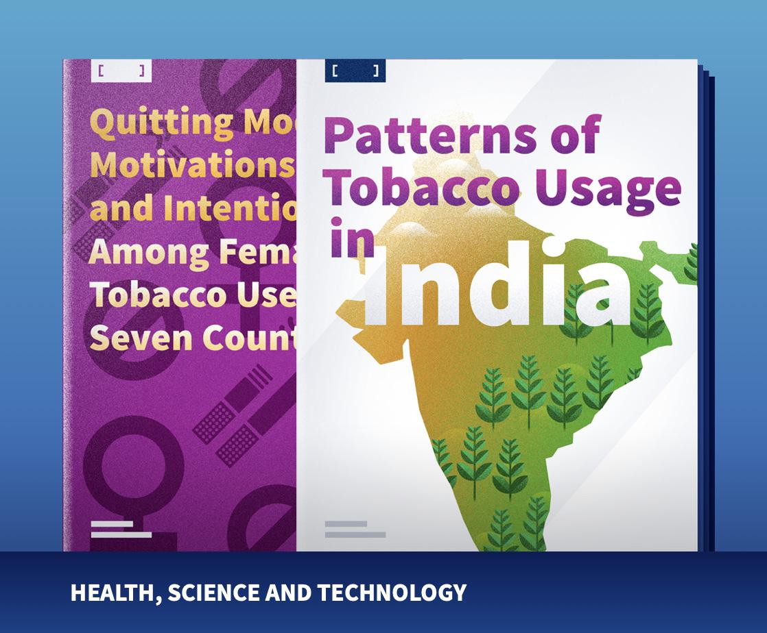 استطلاع حالة التدخين العالمية: عين على الفوارق