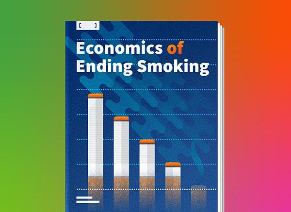 Economía de poner fin al tabaquismo