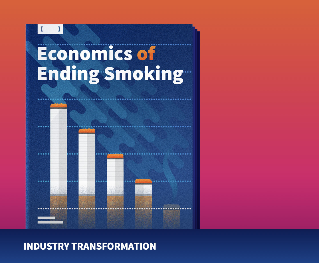 Economics of Ending Smoking